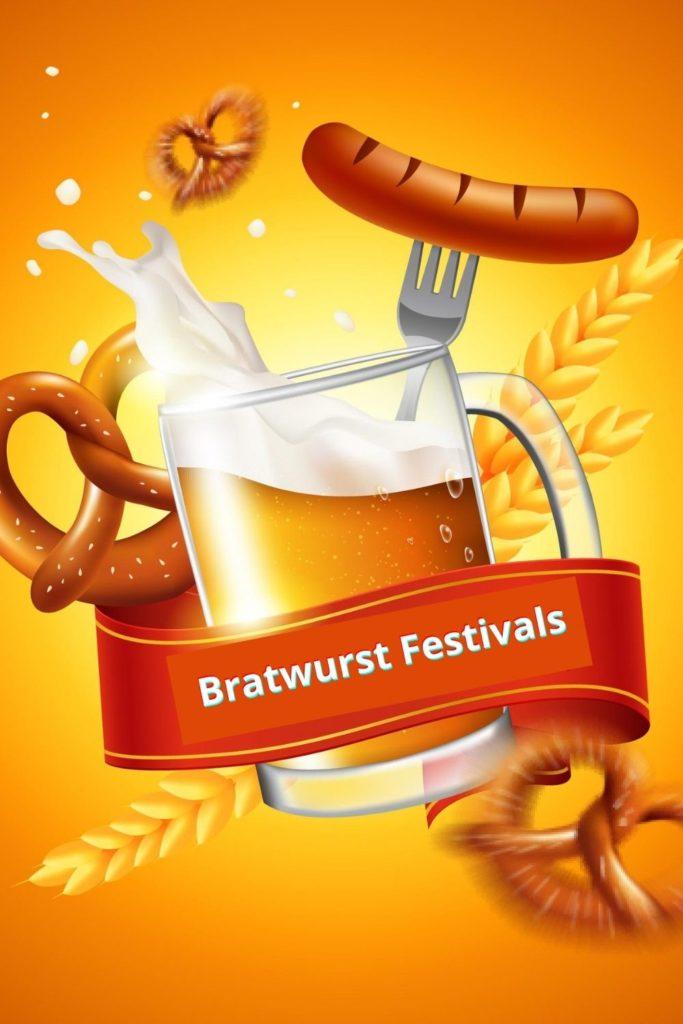 Bratwurst Beer Festivals