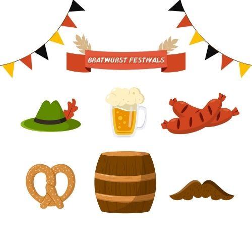 Bratwurst Festivals