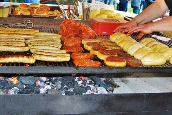 Bucyrus Bratwurst Festival