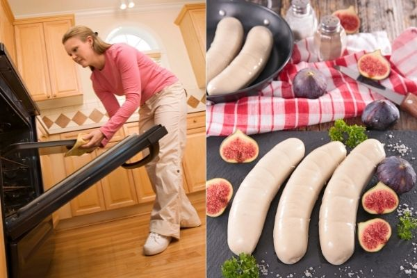 How long to cook brats in oven