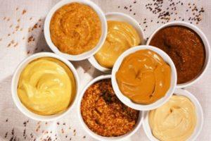 Best stone ground mustard for Bratwurst