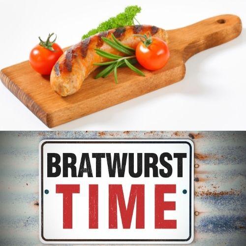 Bratwurst Calories & Nutrition Information