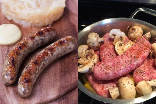 Homemade Bratwurst Recipes