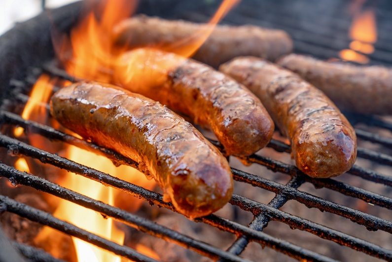 Grilling Brats to Perfection